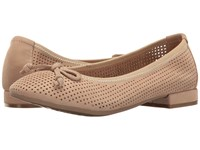 David Tate Albany Camel Nubuck Women's Flat Shoes Taupe