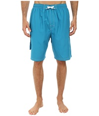 Tyr Challenger Trunk Turquoise Men's Swimwear Blue