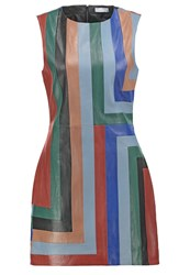 2Nd Day Rio Summer Dress Nectar Multicoloured