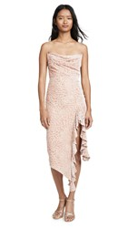 Misha Collection Emilia Dress Blush