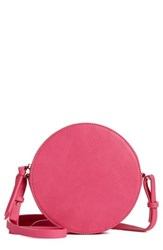 Chelsea 28 Chelsea28 Cassie Faux Leather Crossbody Bag Pink Pink Paradise