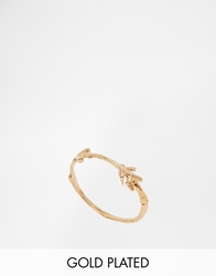 Verity By Alex Monroe Exclusive Love Arrow Ring Gold