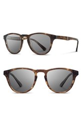 Shwood Men's 'Francis' 49Mm Polarized Sunglasses