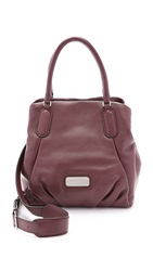 Marc By Marc Jacobs New Q Fran Satchel Cardamom