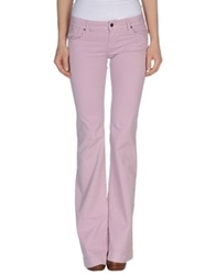 Jfour Casual Pants Light Purple