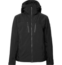 Peak Performance Lanzo Hooded Padded Ski Jacket Black