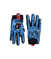 Celtek Misty X Santa Cruz Screaming Hand Snowboard Gloves Black