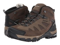 Hi Tec Riverstone Ultra Wp Smokey Brown Olive Snow Men's Shoes