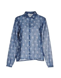 Bella Jones Shirts Shirts Women Pastel Blue