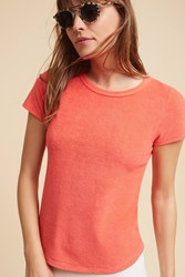 Anthropologie Clement Tee Coral