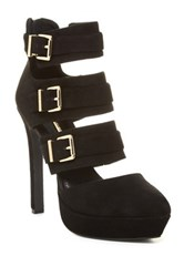 Bcbgeneration Spotlight Platform High Heel Black
