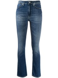 Dondup Charlotte Mid Rise Bootcut Jeans 60