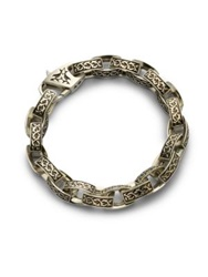 Stephen Webster Carved Thorn Bracelet Silver