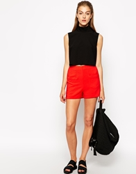 Mango Tailored Shorts