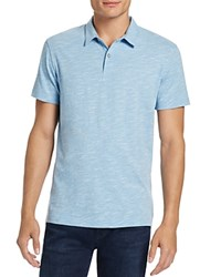 Theory Bron Ocean Slub Slim Fit Polo Shirt 100 Bloomingdale's Exclusive Palimpest