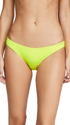 Pilyq Reef Full Bikini Bottoms Pineapple Reef