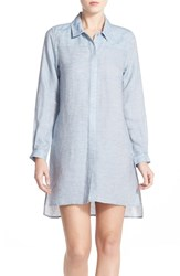 Women's French Connection Chambray Shirtdress