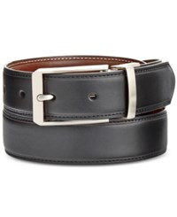 Club Room Men's Casual Belt Only At Macy's Black Brown
