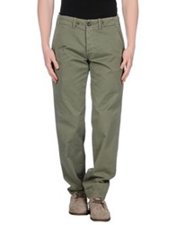 Department 5 Casual Pants Military Green