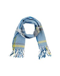 Napapijri Accessories Oblong Scarves Men Azure