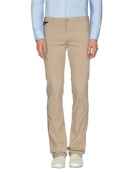 Harmontandblaine Trousers Casual Trousers Men Beige