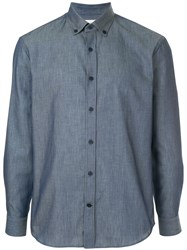 Cerruti 1881 Button Down Shirt Blue