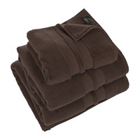 Amara Super Soft Cotton Towel Coffee Brown