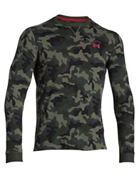 Under Armour Long Sleeve Camo Tee
