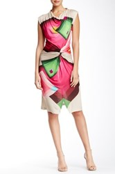 Desigual Cowl Neck Dress Multi