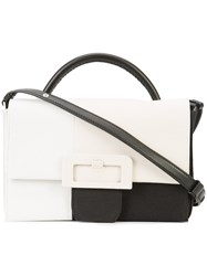 Maison Martin Margiela Satchel Bag White