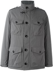 Fay 'Legend Field' Jacket Grey