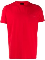 Rrd Classic T Shirt With Pocket Red