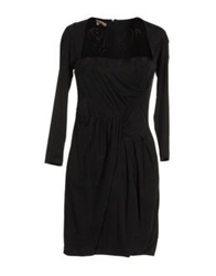 Betty Blue Short Dresses Black
