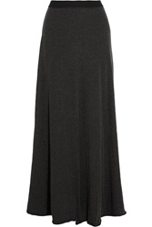 Enza Costa Cotton And Cashmere Blend Maxi Skirt
