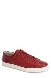 Kenneth Cole Reaction 'Can Didly' Sneaker Men Red