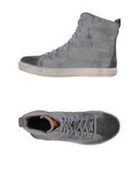 Calvin Klein Jeans High Tops And Trainers Dark Brown
