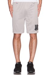 Undefeated B Ball Short Beige