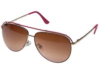Steve Madden Danielle Pink Fashion Sunglasses
