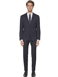 Hugo Boss Extra Slim Super 100 Wool Suit