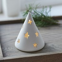 Sirius Janet Decorative Cone Light White