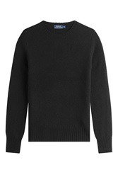 Polo Ralph Lauren Wool Cashmere Pullover Black