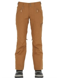 Roxy Wood Insulated Snowboard Pants