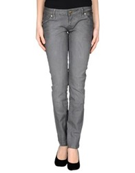 Freesoul Denim Pants Grey