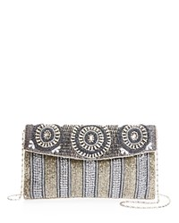 Big Buddha Beaded Clutch Compare At 85 Pewter
