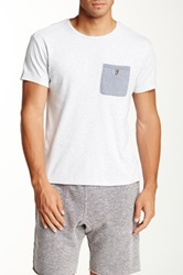 Artisan De Luxe Connor Pocket Tee Gray