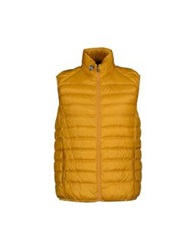 Aquarama Down Jackets Ocher