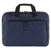 Delsey Esplanade 1 Compartment Briefcase Navy
