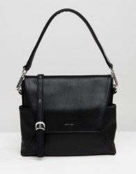 Matt And Nat Shoulder Bag Black