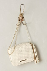 Lauren Merkin Meg Crossbody Satchel Cream