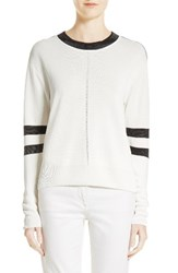 Belstaff Women's Sheri Moto Stitch Sweater